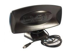 TV-антенна эфирная DVB-T/T2 Eurosky Black