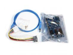 Сплиттер-разветвитель-хаб PCI-e x 1 на 3 порта х 1, BOX