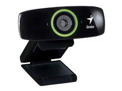 Web камера Genius FaceCam 2020 Black, 2.0 Mpx, 1600x1200, USB 2.0