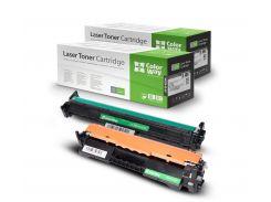 Комплект картриджей HP 30A (CF230A) + 32A (CF232A), Black, LJ Pro M203/M227/M230, ColorWay (CW-SET-H203MC)