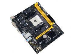 Мат.плата AM4 (A320) Biostar A320MD PRO, A320, 2xDDR4, Int.Video(CPU), 4xSATA3, 1xPCI-E 16x 3.0, 2xPCI-E 1x 3.0, ALC887, RTL8111H, 4xUSB3.0/6xUSB2.0, VGA/DVI, mATX