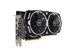 Видеокарта GeForce GTX1060 OC, MSI, ARMOR, 6Gb DDR5, 192-bit, DVI/2xHDMI/2xDP, 1759/8008 MHz (GTX 1060 ARMOR 6G OCV1)