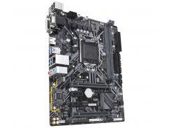 Мат.плата 1151 (B360) Gigabyte B360M HD3, B360, 2xDDR4, CrossFire, Int.Video(CPU), 6xSATA3, 1xM.2, 2xPCI-E 16x 3.0, 1xPCI-E 1x 3.0, ALC887, RTL8111H, 6xUSB3.1/6xUSB2.0, VGA/DVI-D/HDMI, mATX