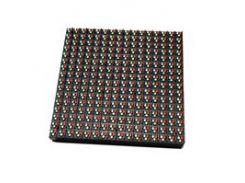LED-модуль для рекламы P10-RGB-DIP (160 × 160 мм, 16 × 16 точек, IP65, 4800 нт)
