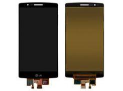 Дисплей для мобильных телефонов LG H950 G Flex 2, H955 G Flex 2, черный, с сенсорным экраном