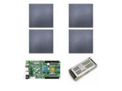 RGB LED-дисплей для рекламы 1024 мм × 256 мм, (256 × 64 точек), IP65