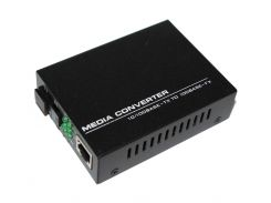 Медиаконвертор Merlion A (IC+113), 1310 WDM, одноволоконный, Full/Half duplex, SC 25 км