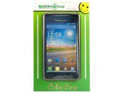Чехол для моб. телефона Mobiking Nokia 501 Black/Silicon (24317)