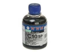Чернила WWM CANON PG440/510/512/PGI520 BlackPigmen (C10/BP)