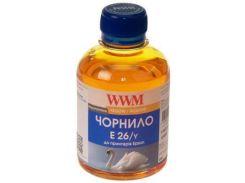 Чернила WWM EPSON XP-600/XP-605/XP-7005 (Yellow) (E26/Y)