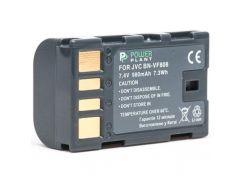 Аккумулятор к фото/видео PowerPlant JVC BN-VF808 (DV00DV1196)