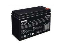 Батарея к ИБП SVEN 12В 7.2Ач (SV1272)