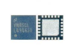 Микросхема усилитель полифонии LM4946SQ для мобильных телефонов Samsung C160, C170, E200, E250, E250D, E480, E830, X210, X520, X650