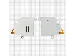 Звонок для мобильного телефона Samsung I9020, в рамке, белый