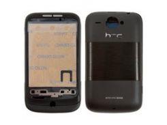 Корпус для мобильного телефона HTC A3333 Wildfire, черный