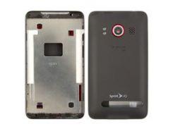 Корпус для мобильного телефона HTC A9292 EVO 4G, черный