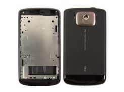 Корпус для мобильного телефона HTC T8282 Touch HD, черный