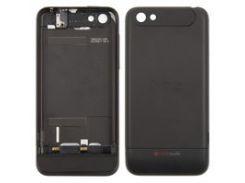 Корпус для мобильных телефонов HTC G24, T320e One V , черный