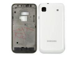 Корпус для мобильного телефона Samsung I9003 Galaxy SL, белый