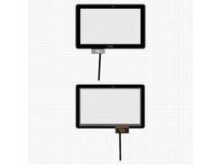 Сенсорный экран для планшета Huawei MediaPad 10 Link+ (S10-231u), черный, #TC101GGT0/IC-AQFN030-LUR-7X7-050-091/32001273-03/DPT91223