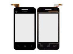 Сенсорный экран для планшета Huawei Ascend Y220, черный