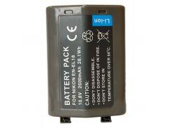 Аккумулятор к фото/видео EXTRADIGITAL Nikon EN-EL18 (DV00DV1384)