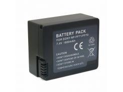 Аккумулятор к фото/видео EXTRADIGITAL Sony NP-FF70 (DV00DV1035)