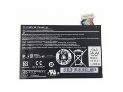 Батарея для планшета Acer KT.0010G.001 (Iconia Tab A110 Series) 3.7V 3420mAh 12.65Wh
