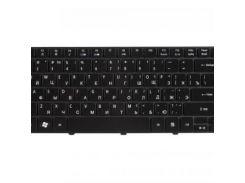 Клавиатура для ноутбука ACER (AS: 3750, 4535, 4736, 4935, TL: 3410, 3810, 4410, 4810, EM: D440, D442, D528, D640, D730) rus, black