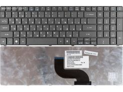 Клавиатура для ноутбука ACER (AS: E1-521, E1-531, E1-571, TM: 5335, 5542, 5735, 5740, 5744, 7740, 8571, 8572) rus, black
