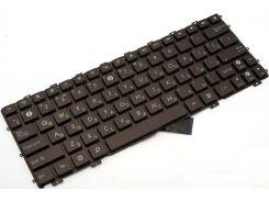 Клавиатура для ноутбука ASUS (B400, BU400, BU401) rus, black, без фрейма