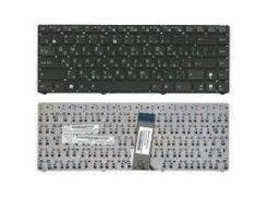 Клавиатура для ноутбука ASUS (Eee PC 1215, 1225), rus, black, без фрейма