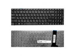Клавиатура для ноутбука ASUS (G56, N56, N76) rus, black, без фрейма