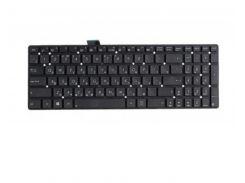 Клавиатура для ноутбука ASUS (K55, K75A, K75VD, K75VJ, K75VM, U57) rus, black, без фрейма