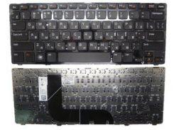 Клавиатура для ноутбука DELL (Inspiron: 5423, Vostro: 3360) rus, black