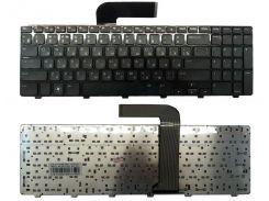 Клавиатура для ноутбука DELL (Inspiron: M5110, M511R, N5110) rus, black