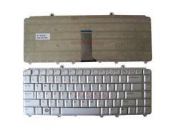 Клавиатура для ноутбука DELL (Inspiron: 1420, 1521, 1545, Vostro: 1400, 1500, XPS: M1330, M1420, M1530 ), rus, silver