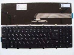 Клавиатура для ноутбука DELL (Inspiron: 3541, 3542, 3543, 5542, 5545, 5547) rus, black