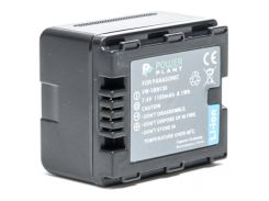 Аккумулятор к фото/видео PowerPlant Panasonic VW-VBN130 (DV00DV1295)