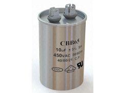 Конденсатор для кондиционера CBB65 10uF 450V