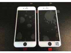 Дисплей с тачскрином и рамкой для телефона iPhone 6