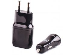 Зарядное устройство Drobak Power 3 в 1 (Black) (905319)