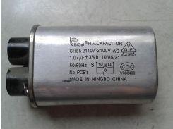 Высоковольтный конденсатор для СВЧ-печи HCH-212110C 2100V