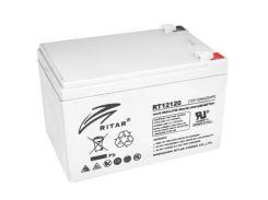Батарея к ИБП Ritar AGM RT12120, 12V-12Ah (RT12120)