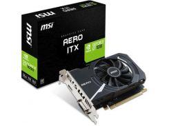 Видеокарта MSI GeForce GT1030 2048Mb AERO ITX OC (GT 1030 AERO ITX 2G OC)