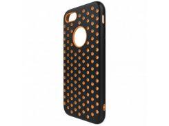 Чехол TOTU Shine оранжевый для iPhone 7/8