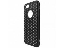 Чехол TOTU Shine серый для iPhone 7/8