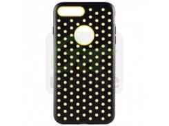 Чехол Totu Design Shine Series Yellow для iPhone 7 Plus