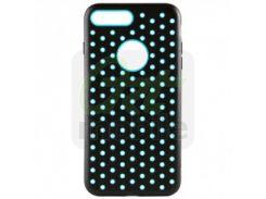Чехол Totu Design Shine Series Blue для iPhone 7 Plus