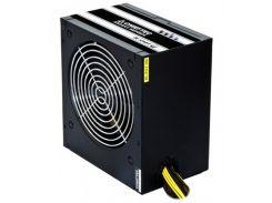 Блок питания Chieftec 600W GPS-600A8, 120 mm, 20+4pin, 1x4+4pin, SATA х 4, Molex 2x4pin, 2x6+2pin, кабеля немодульные